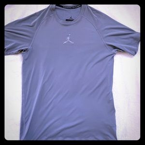 🔥🌟Jordan fitted workout shirt! Super hot!!